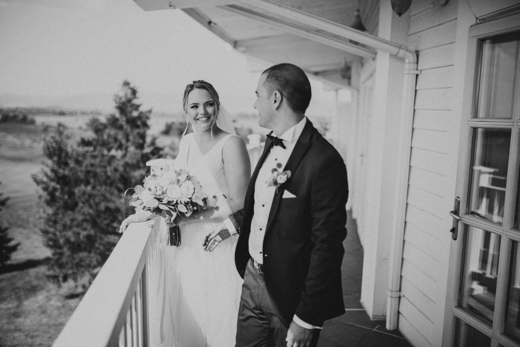 сватба равно поле