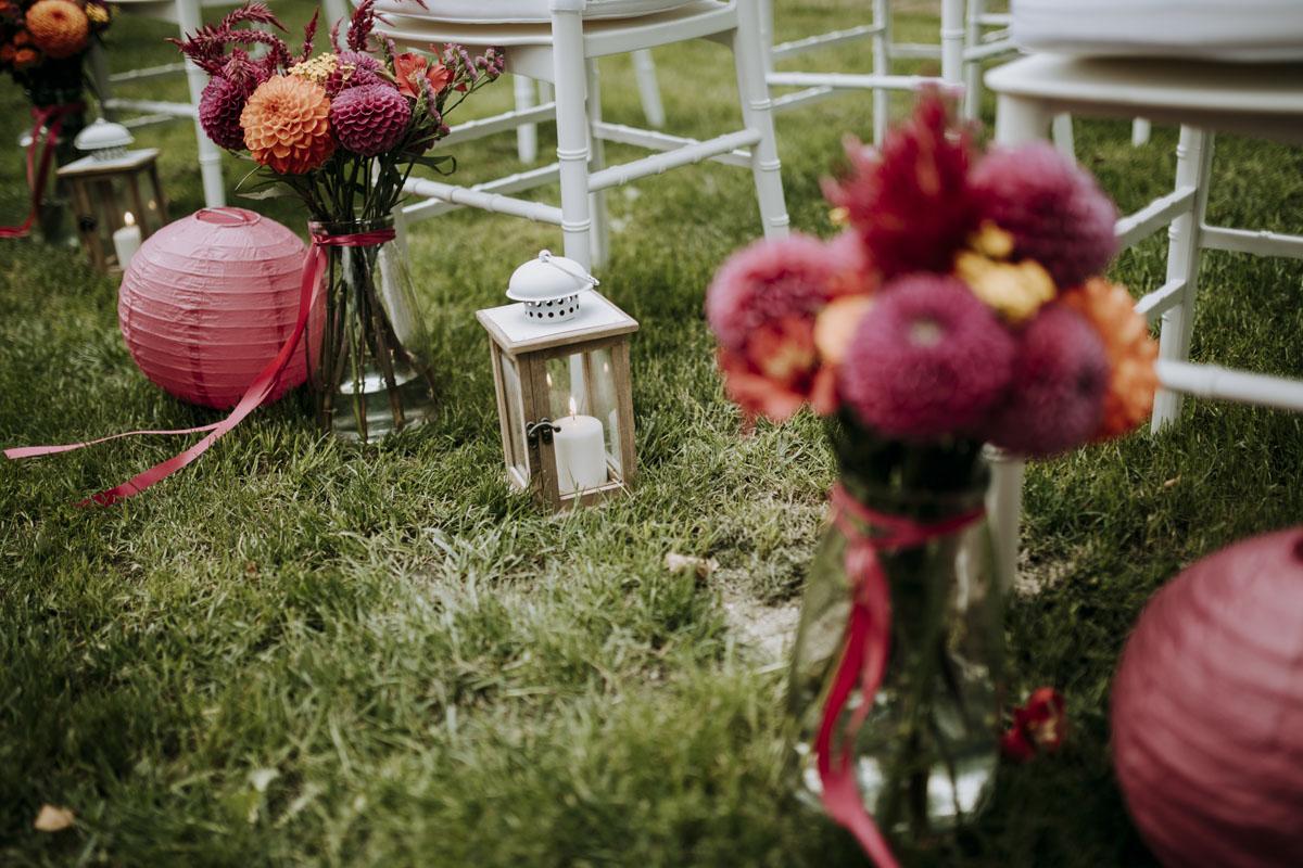 градинска сватба