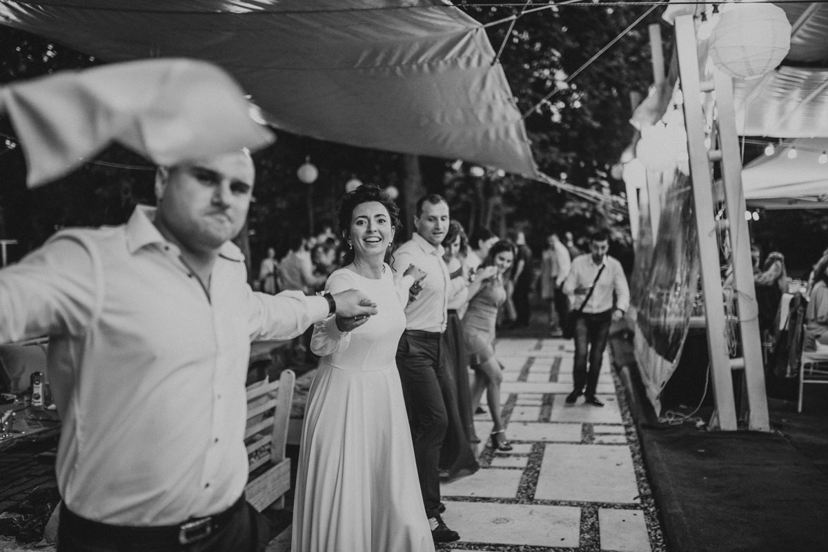 приказната градина сватба