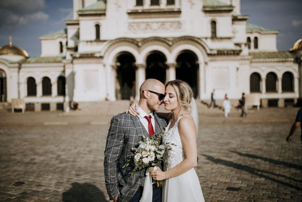 сватба в софия